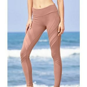 Alo yoga epic legging smoky quartz XXS